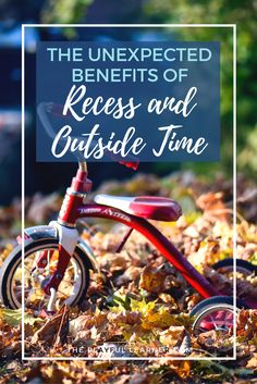 We all know how recess benefits children's physical health and development, but it's also crucial to their social, emotional, and academic success.