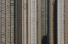 "Public residential buildings are seen in Po Lam, one of the ""satellite towns"" in Hong Kong, on September 14, 2011. This southern Chinese city is described as a concrete forest, famous for the number of high-rise commercial and residential towers. About 25 percent of the world's tallest 100 residential buildings stand in the territory. (Reuters/Bobby Yip)"