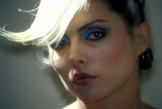 dramatic makeup... late 70s.. might evoke the 80s too much though