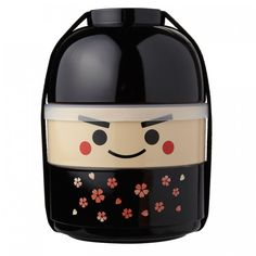 Adorable! / Japanese lunch box Kokeshi Bento | CreativeRoots - Art and design inspiration from around the world