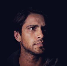 Luke as Rodolfo...Credit to silvia-ghirard on tumblr