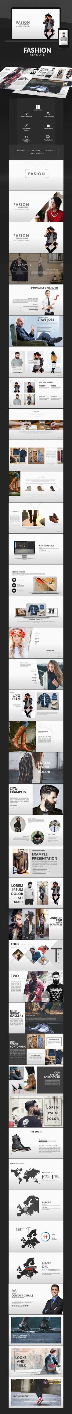Buy Fashion - Keynote Template by slidercreative on GraphicRiver. MAIN FILE: Images Placeholder Drag And Drop image Theme Colour Option, Easy to change colors, Fully editable text, ph. Presentation Slides, Business Presentation, Image Theme, Keynote Template, Templates, Layouts, Ideas, Fashion, Moda