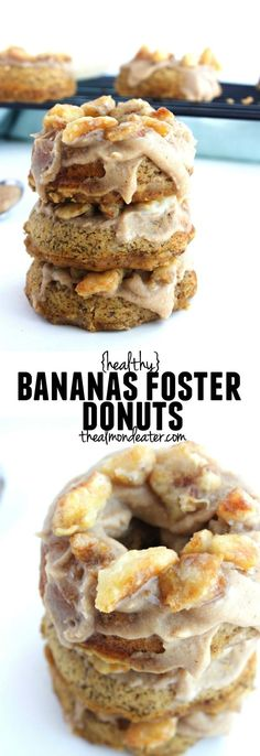 These donuts are so flavorful and perfect for a weekend morning!!
