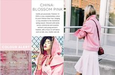 2017 Designers continue to push Blush Pink as a key colour for accessories in soft pastel and boudoir tones.  Photo credit by #WGSN  #MaudFrizon #spring #trend #fashion #pink #blushpink #essentialcolour #fashion #soft #pastel #parisian #chic #SS2017 #fashioninspiration