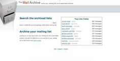 Mail-Archive.com Email