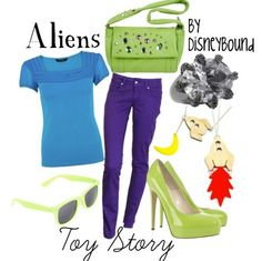 Aliens- Toy Story