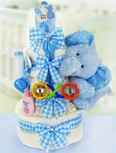 The Perfect Gift Basket - Gingham