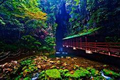 自信を持ってオススメ!本当に美しい景勝地の多い「山口県」の観光地12選 | RETRIP Limestone Caves, Yamaguchi, Day Trip, Japan Travel, Garden Bridge, Beautiful World, Wonders Of The World, Trip Planning, Travel Destinations