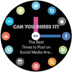 3 Ways to Determine the Best Times to Post on Social Media