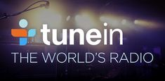TuneIn es una nueva manera de escuchar música, deportes y noticias desde cualquier rincón del mundo, con más de 70,000 estaciones de radio y 2 millones de programas disponibles a cualquier momento.