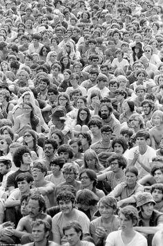 'The 1960s were simply wildly photogenic in every way imaginable,' said Woodstock photographer Baron Wolman 1969 Woodstock, Festival Woodstock, Woodstock Photos, Woodstock Hippies, Woodstock Music, Hippie Movement, Joan Baez, Joe Cocker, Rock Festivals