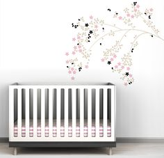 SUBNA030 - Kids wall branches  - 3.5 Height (ft)  4 Width (ft)