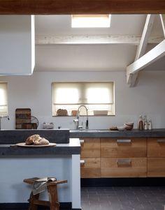 Bece #raamdecoratie in de keuken. #kitchen