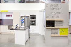 viking appliance showroom - Google Search | 形象 | Pinterest ...