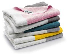 Leichte Bugaboo Baumwolldecke für Kinderwagen ♥ In Hellgelb, Soft Pink & Petrol ✓ 100% natürliche Baumwolle ✓ Schnelle Lieferung ✓ Kauf auf Rechnung