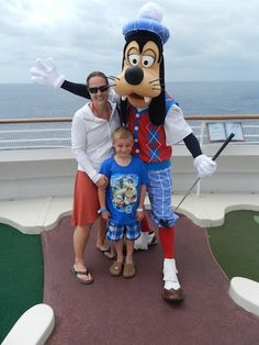 Five things you don't need (and 5 you do) on a Disney cruise.