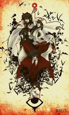Alucard-Hellsing