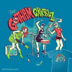 The Gotham Grrrlz