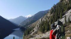 Kolsai Lake Kazakhstan, Mountains, Nature, Travel, Naturaleza, Viajes, Trips, Nature Illustration, Outdoors