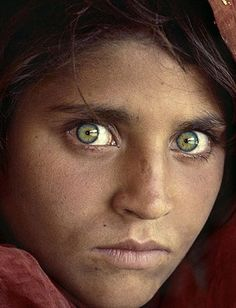Afgan Girl- My Personal Favorite Photo Ever