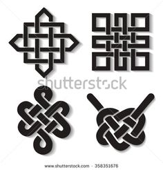 china,tibet, eternal , buddhism and spirituality icon,symbol. Buddhist Symbols, Celtic Symbols, Celtic Knot, Celtic Patterns, Celtic Designs, Feng Shui Tattoo, Tibet, Karma Tattoo Symbol, Eternity Tattoo