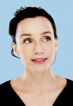 """I don't want to have to be pretty. I don't want to have to be adorable."" - Kristin Scott Thomas"