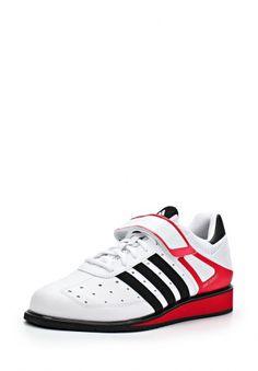 Удобные кроссовки Adidas Performance выполнены из искусственной кожи белого цвета, текстильная подкладка и стелька. Модель идеально подходит для занятий тяжелой атлетикой. Детали: технология adiWear в наружной подошве изготавливается из особой резины с отличными свойствами сопротивления к истиранию, повышая износостойкость обуви. http://j.mp/1pfYdQN