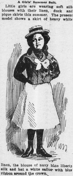 Maid Dress, Gingham Dress, Cotton Dresses, White Cotton, Image