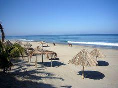 Mancora beach-Peru