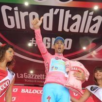 Nibali in Rosa - 2013