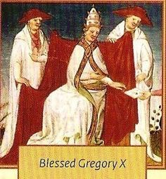 Pope Blessed Gregory X