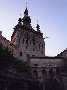 Sighisoara, Medieval Citadel, Romania (UNESCO World Heritage Site)