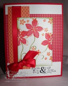 Card Making - very talented Person