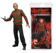 Freddy Krueger Figure A Nightmare on Elm Street NECA Springwood Slasher Series 4 | eBay