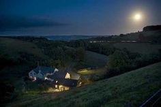 Dark skies.  Summer at Love North Devon - Stunning Holidays in North Devon, England,