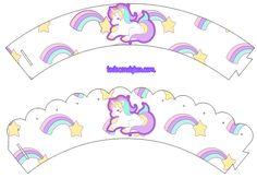 Candy Bar de Unicornios para Descargar e Imprimir Gratis | Todo Candy Bar Bar, Frozen, Printables, Candy, Character, Free Printable Labels, Free Printable, Birthday Invitations, Unicorns