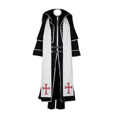 Trinity Blood Cosplay Costume -Tres Iqus 1st XXX-Large >>> For more information, visit image link.