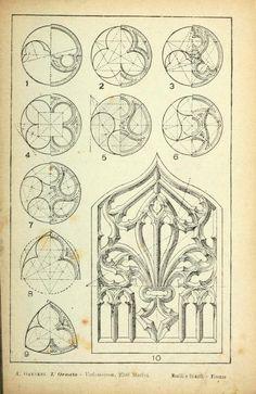 L'ornato : vademecum per architetti, calligrafi, ceramisti ... pittori, scultori, ecc., 2732 motivi antichi e moderni