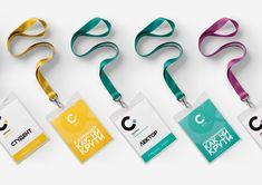 Name Tag Design, Id Design, Badge Design, Identity Card Design, Graphic Design Branding, Brand Identity, Leaflet Design, Booklet Design, Employee Id Card