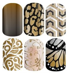 """Jamberry - Favorite Color - Gold"" by kspantonjamon on Polyvore featuring beauty gliyzygelznerapz.jamberry.com/au/en"