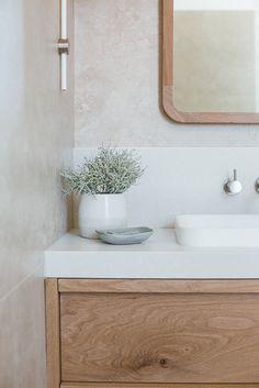 Earthy Bathroom, Timeless Bathroom, Modern Bathroom, Beach Bathrooms, Upstairs Bathrooms, Bathroom Design Luxury, Neutral Bathrooms Designs, Earthy Home, Japanese Bathroom