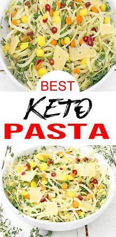 Keto Pasta _ Low Carb Noodles Ketogenic Diet, Ketogenic Recipes, Low Carb Recipes, Diet Recipes, Cooking Recipes, Healthy Recipes, Healthy Food, Low Carb Pasta, Low Carb Keto