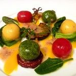 自然派・野菜料理 カーポラヴォーロ(CAPOLAVORO):野菜ニョッキ/1580円