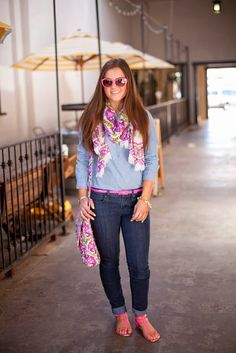 {Vera Bradley-Spring-Summer-Colorful-Pink-Kate Spade-Fashion-Style-OOTD}