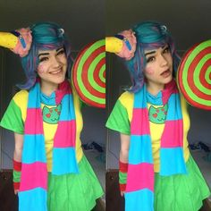 Trickster Roxy cosplay Homestuck