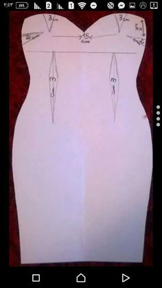 Chic / Beautiful Evening Dresses 2018 Trumpet / Mermaid Off-The-Shoulder Backless Sleeves Sweep Train Formal Dresses Corset Sewing Pattern, Pattern Drafting, Dress Sewing Patterns, Clothing Patterns, Pattern Cutting, Pattern Making, Sewing Clothes, Diy Clothes, Sewing Class