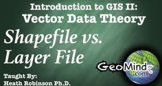 Shapefile vs. Layer File – GIS Vector Data Theory (13)