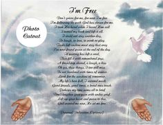 Memorial Poem Gift For Loss of Mother Sister by CinderbelllasGifts