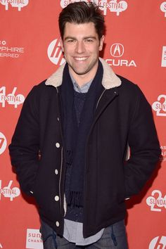 Pin for Later: Chris Pine Will Play a Real-Life Hero  Max Greenfield will star in Hello My Name Is Doris, a dramedy from writer/director Michael Showalter.