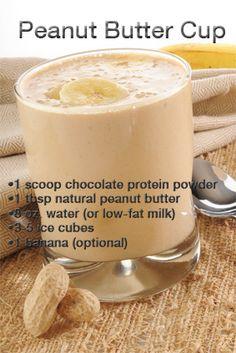 Protein Shake Recipes - Homemade Protein Shake Recipes   HomemadeProteinShakes.us